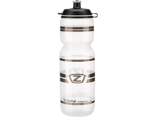 Zefal Premier Drinking Bottle 750ml transparent